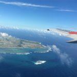 上空から見た宮古島
